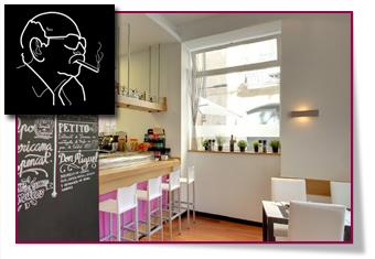 PabloD Gourmet - El interior de La taberna de Tito