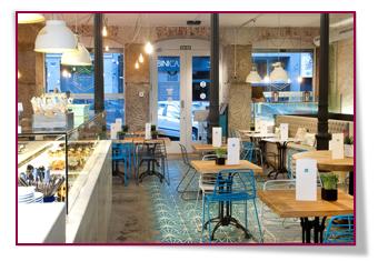 PabloD Gourmet - Interior de Fonty