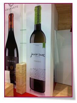PabloD Gourmet - Javier Sanz Viticultor en Alimentaria 2014