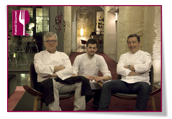 PabloD Gourmet - Joan Roca y Jean Luc Figueras 2