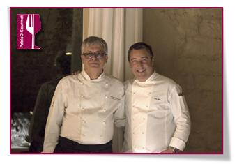 PabloD Gourmet - Joan Roca y Jean Luc Figueras