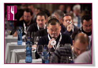 PabloD Gourmet - Participantes de la última edición del Premio Vila Viniteca de Cata por Parejas