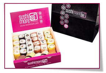 PabloD Gourmet - Spring Roll de Sushimore