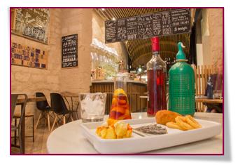 PabloD Gourmet - Vive el vermut de Le Bouchon en Mercer Hotel Barcelona