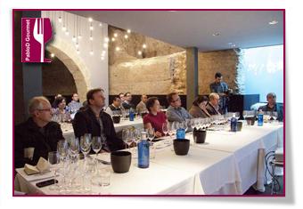 PabloD Gourmet - Presentación de Wine and People