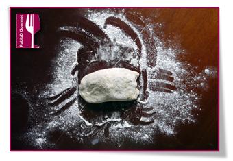 PabloD Gourmet - Amasando la masa para hacer Focaccia