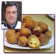 PabloD Gourmet - Buñuelos de viento de Jose Padilla
