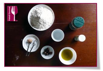 PabloD Gourmet - Ingredientes para hacer Focaccia