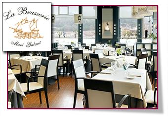 PabloD Gourmet - Interior de La Brasserie Mari Galant