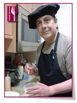 PabloD Gourmet - Jose Padilla - 3 Cocinando