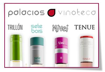 PabloD Gourmet -  Los vinos para el buen tiempo de Palacios Vinoteca