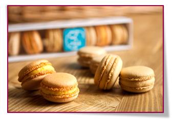 PabloD Gourmet - Macarons de Fonty 2