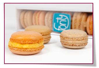PabloD Gourmet - Macarons de Fonty
