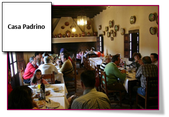 PabloD Gourmet - Casa Padrino