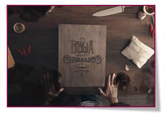 PabloD Gourmet - La Biblia definitiva del Churrasco