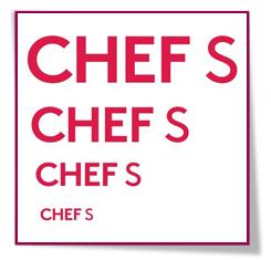 PabloD Gourmet - Logo Chefs