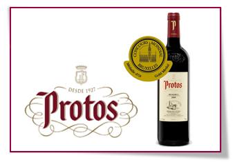 PabloD Gourmet - Medalla de Oro  de Concours Mondial de Bruselas para Protos Reserva 2009