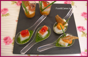 PabloD Gourmet - Tapitas de bacalao y salmón con chip de su piel