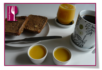 PabloD Gourmet - Apelsin smör i frukost
