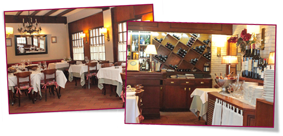 PabloD Gourmet - Interior del Restaurante IZARRA