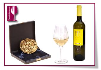 PabloD Gourmet - Mejor Vino Blanco en los Premios Baco Joven 2014 para Mazacruz Blanco 2013