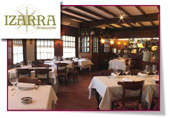 PabloD Gourmet - Restaurante IZARRA