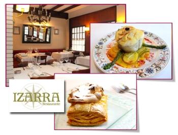 PabloD Gourmet - Resumen del Restaurante IZARRA