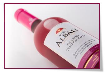 PabloD Gourmet - Viña Albali Rosado