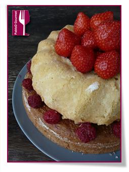 PabloD Gourmet - Detalle de Sommartårta