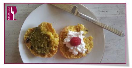 Pablod Gourmet - Scones de azafrán
