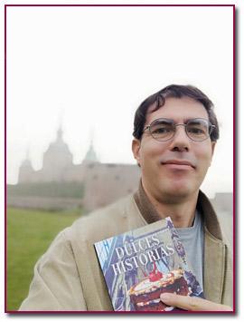 ¿Qué opinan en las redes sociales del libro Dulces Historias?
