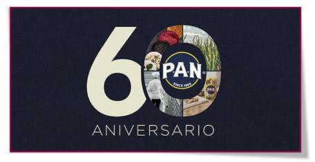 60 aniversario de P.A.N.