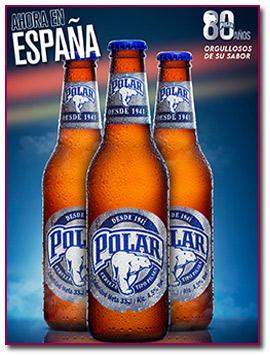 Polar Pilsen, la icónica cerveza, llega a España esta primavera